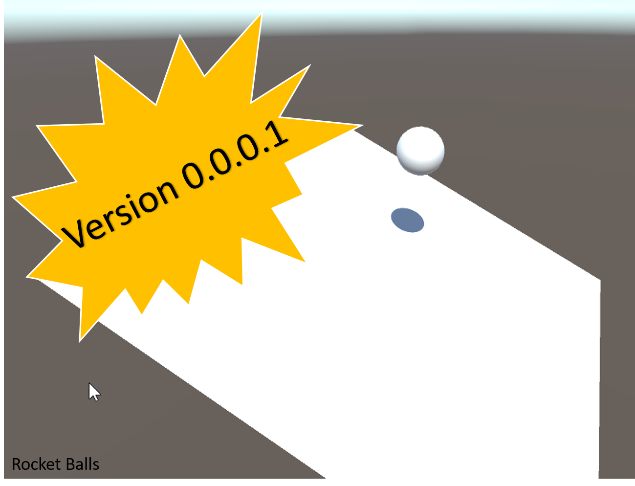 Rocket Balls Version 0.0.0.1