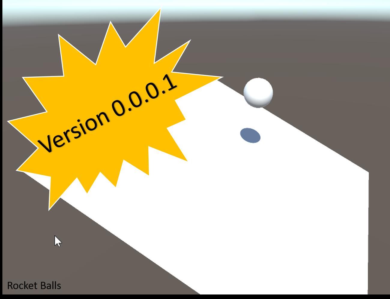Rocket Balls Version 0.0.0.1